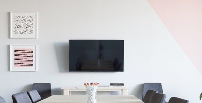 TV Installation in Asby